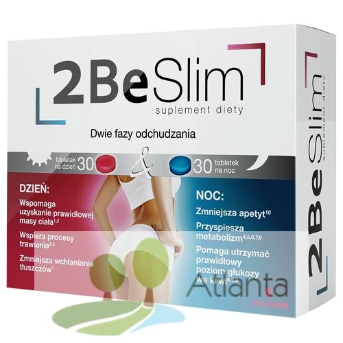 2Be Slim – tabletki na odchudzanie