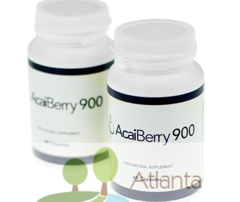 AcaiBerry 900 – tabletki na odchudzanie