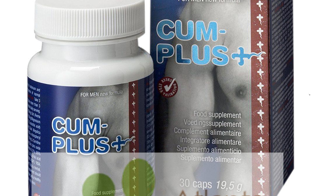 Cum Plus+ – tabletki zwiększające wytrysk