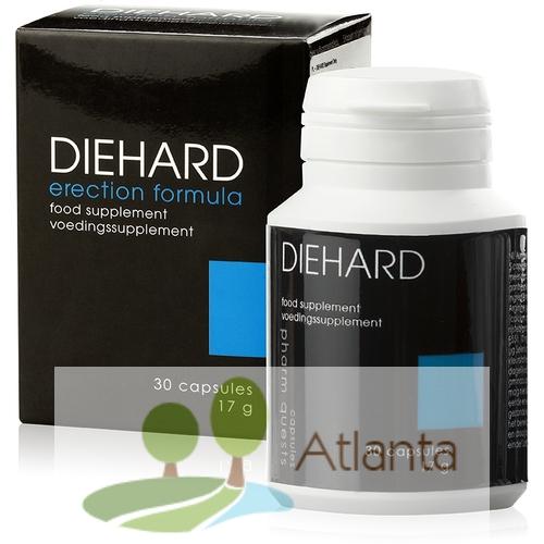 Diehard – tabletki na erekcje