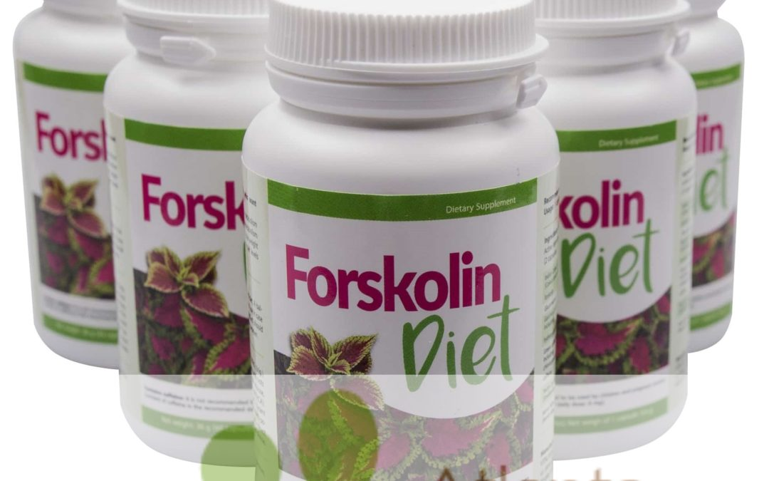 Forskolin Diet – tabletki na odchudzanie