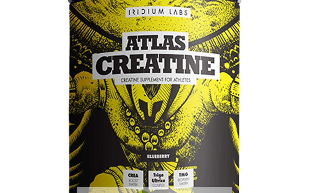 Atlas Creatine – odzywka na przyrost masy miesniowej