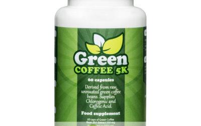 Green Coffee 5K – tabletki na odchudzanie