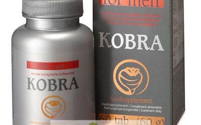 Kobra for Men – tabletki na erekcje