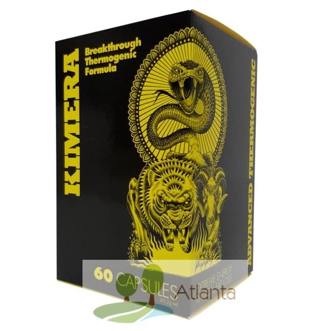 Kimera – tabletki na spalanie tkanki tłuszczowej