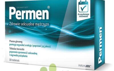 Permen – tabletki na erekcję