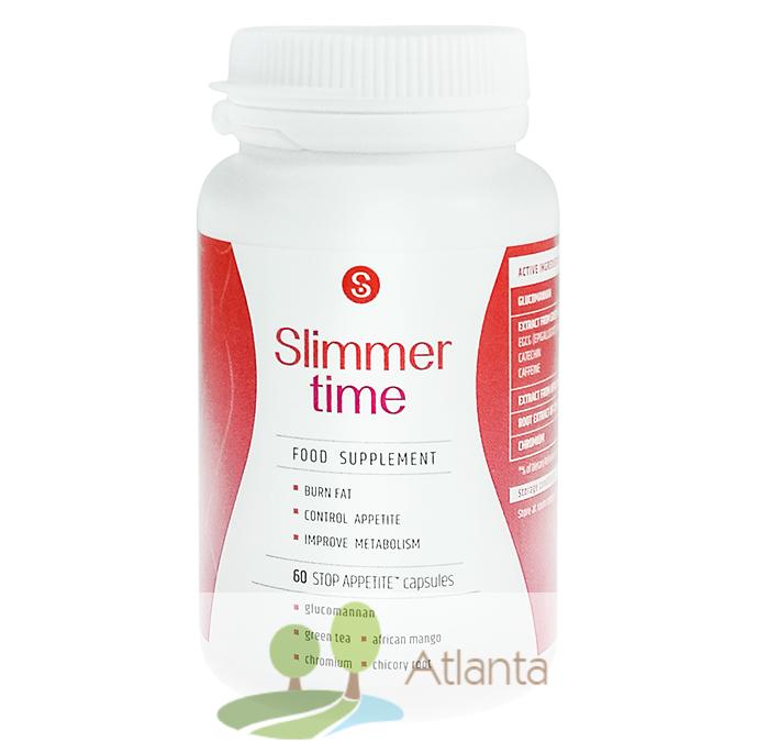 SlimmerTime – tabletki na odchudzanie