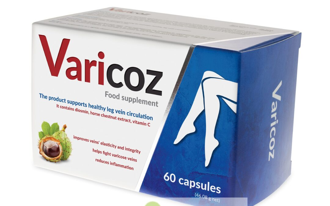 Varicoz – tabletki na żylaki nóg